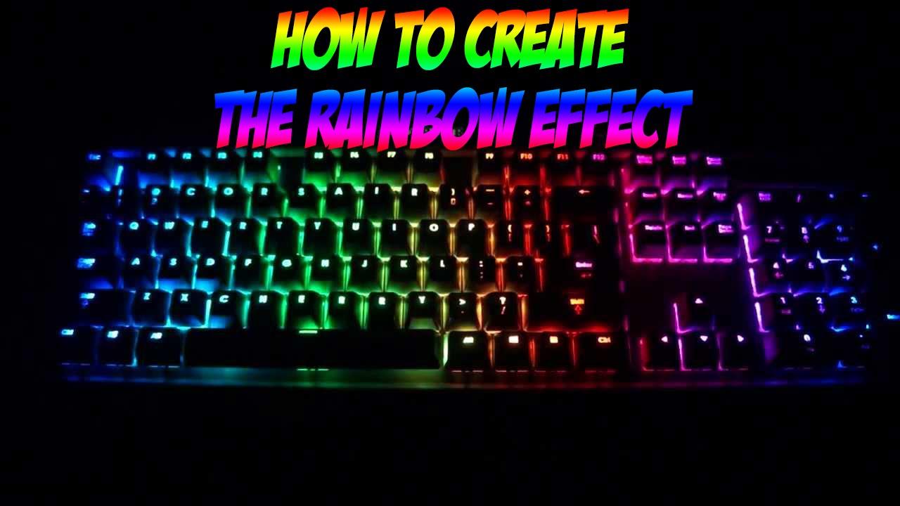 Lighting Effects For K55