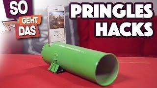 5 Dinge, die du mit PRINGLES machen kannst!