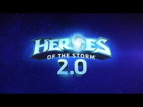видео: Обзор изменений в heroes of the storm 2.0 (русские субтитры)