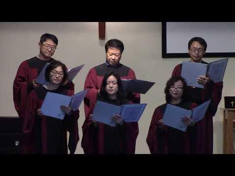 190120 나 가나안 땅 귀한 성에 Choir