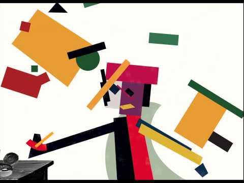 Tatlin taburet Malevich