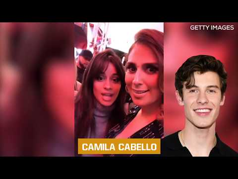Camila Cabello Hints At Collab With Shawn Mendes + Alessia Cara, Khalid & More Talk Dream Collabs