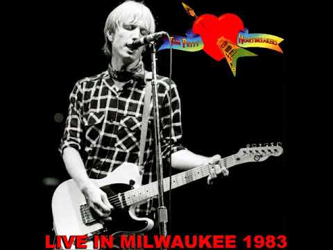 Tom Petty & The Heartbreakers Milwaukee, Wisconsin March 14, 1983