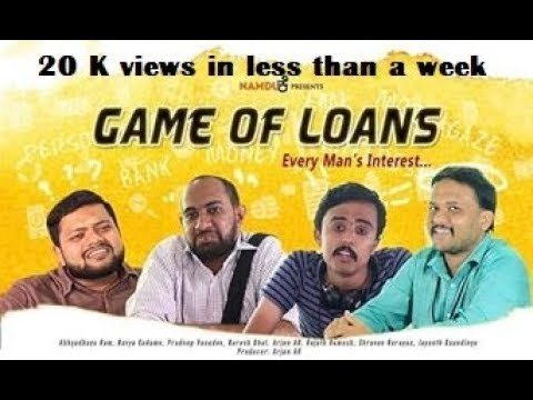 Game Of Loans | EMI-Every Man's Interest | Kannada Comedy | Kannada Comedy Sketch