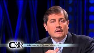 Cara a Cara - 2014-10-2- Alejandro Bermúdez - Preguntas y respuestas