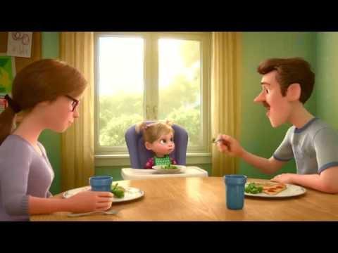 Disney España | Del Revés (Inside Out) | Asco e Ira