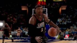 NBA 2K6 Sports Trailer - New HD Trailer
