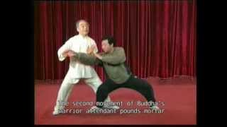 Chen Style Tai Chi Pushing hands 1/4(Eng sub)- Thôi thủ