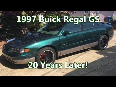 1997 buick regal gs modified 20 years later youtube. Black Bedroom Furniture Sets. Home Design Ideas