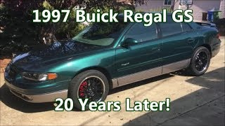 1997 Buick Regal GS (modified) 20 Years Later!