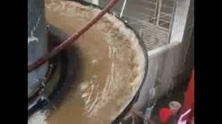 Mineral sand rougher test from Karachi beach