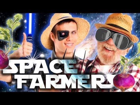TURNIPS FOR WHAT?! - Space Farmers