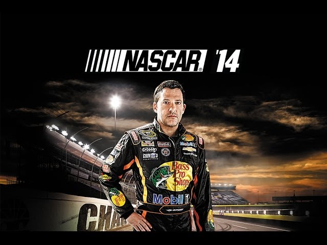 NASCAR '14 Official Tony Stewart Trailer