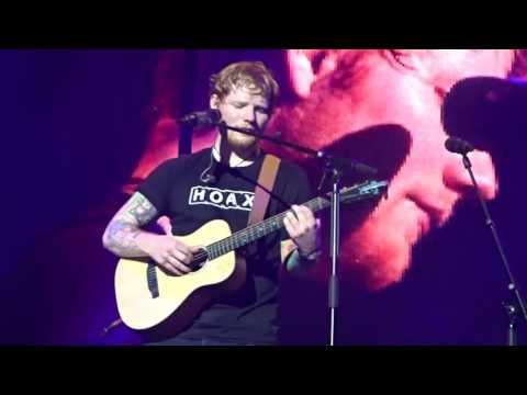 Ed sheeran happier live Dublin April 12th 2017