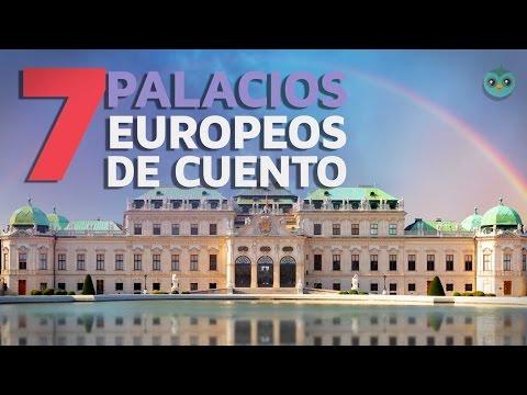 7 Palacios europeos