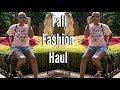 ✨Glam Style✨ FALL FASHION TRY-ON HAUL | Fairy Season