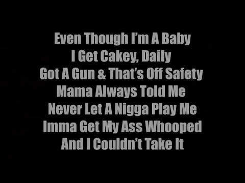 Chief Keef - Couldn't Take It (Lyrics)