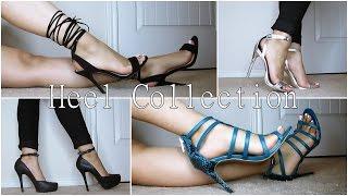 my high heel shoe collection   2016