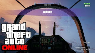 GTA 5 Online: Hunt The Beast & Take Out The Beast - Freemode Events Update