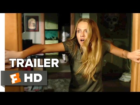 Thumbnail: Lights Out Official Trailer #1 (2016) - Teresa Palmer Horror Movie HD