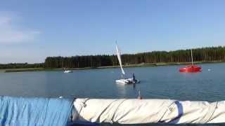 inflatable catamaran kayak sail kit 3, www.catamarankayak.eu