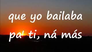 Lola Indigo - Yo ya no quiero ná (letra)