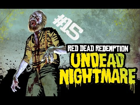 Red Dead Redemption: Undead Nightmare #15 Mother Superior Blues
