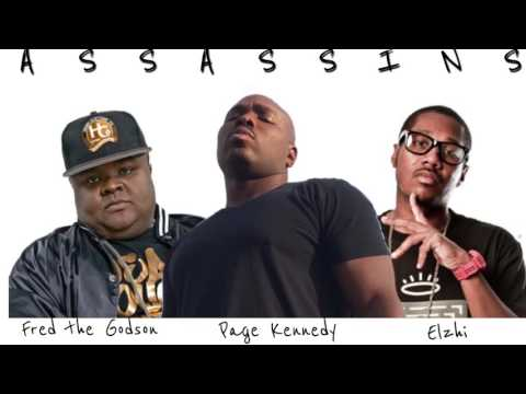 Assassins - feat @FredTheGodson @Elzhi (Produced By: MicWest)
