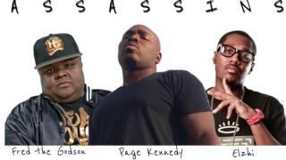 Assassins - feat @FredTheGodson @Elzhi (Produced By: MicWest)