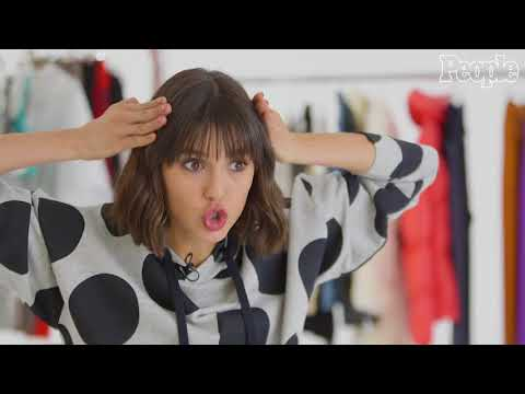 Nina Dobrev Shares Bangs Regrets, Beauty Secrets