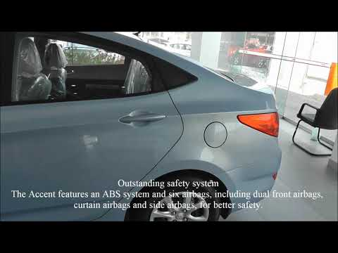 Hyundai Accent 2013   bahrainshowroom
