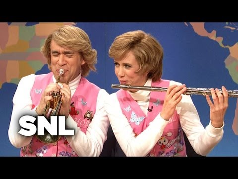Weekend Update: Garth and Kat Sing Mother's Day Songs - SNL