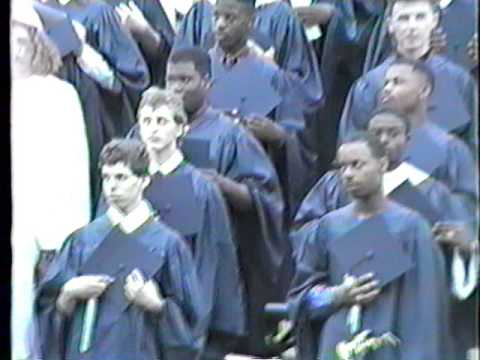 Roxborough High School Class of 1989 Graduation