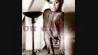 Phyllis Hyman--Somewhere in my lifetime lyrics