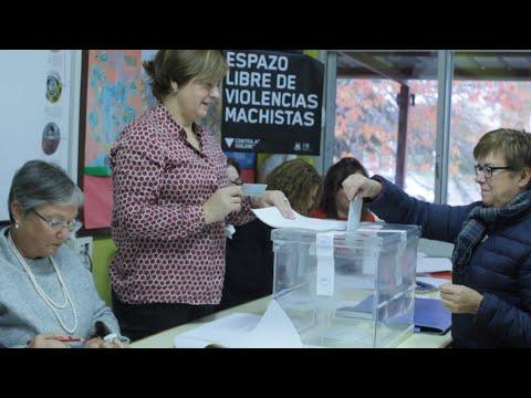 Las elecciones municipales se repiten en una de las mesas de Burela