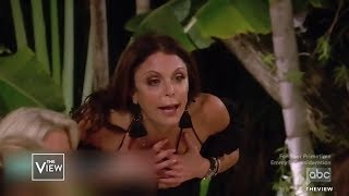 RHONY: Bethenny Confronts Luann | The View