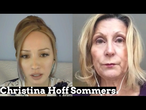 Christina Hoff Sommers Interview | Politics & Trump Hysteria (Part 3)