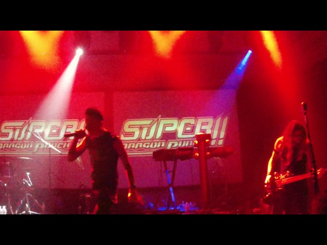 Super Dragon Punch!! - Pure . live at BIMFEST XV