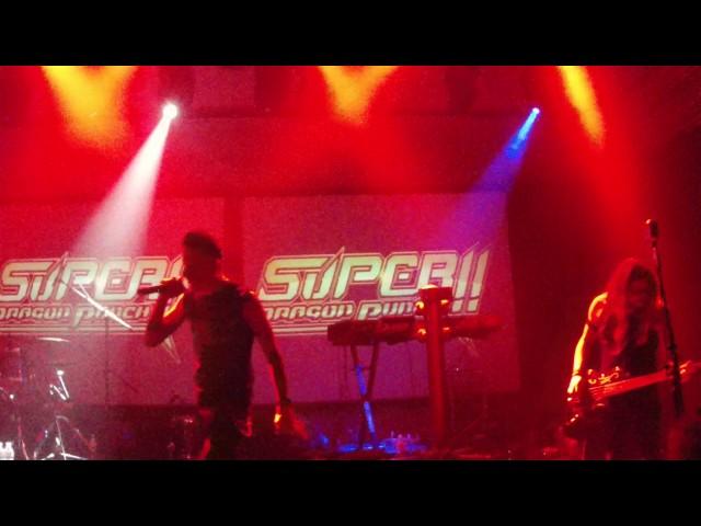 Super Dragon Punch!! - Pure . live at BIMFEST XV
