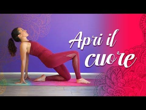 Yoga - Apri Il Cuore E Sorridi