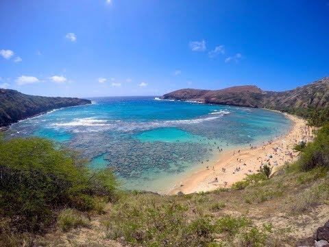 Oahu Hawaii 2016 - GoPro