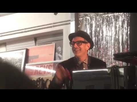 Jeff Goldblum and the Mildred Snitzer Orchestra at Rough Trade East, London, 16 November 2018 Mp3