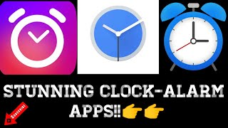 Best 3 Clock-Alarm Apps For Android 2020/Applications Guide screenshot 5