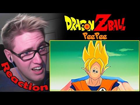 Dragonzball PeePee (Dragonball Z Parody) REACTION! | WTF JUST HAPPENED?! |
