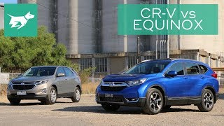 2018 Honda CR-V vs 2018 Holden Equinox Comparison Review (aka Chevrolet Equinox)