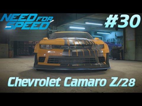 Need For Speed 2015. Прохождение игры. Chevrolet Camaro Z/28. (XboxONE) #30
