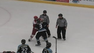 Fight and a Shootout in Flint, Michigan
