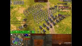Age of Empires 3: Large Armies or Good Moments