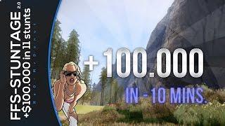 FFS Stuntage 2.0 100000 In 11 stunts ~[RoD]~