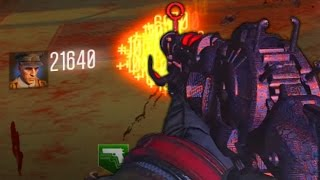 """""""MOON REMASTERED"""" 20 000 POINTS ON ROUND 1 ~ (DLC 5 Zombies Gameplay)"""